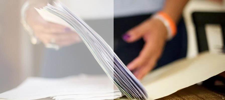 Срочно передать документы в другой город поможет нотариус
